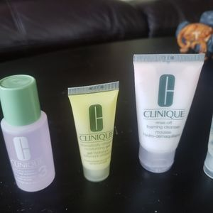 Clinique Travel Lot of 6. Brand new and sealed!